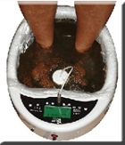 Detox Foot Bath 3 in 1 FIT Premium System