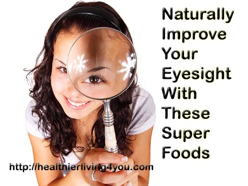 Can Eyesight Be Improved Naturally