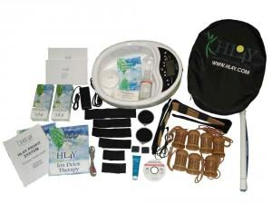 Detox Foot Bath Complete Package