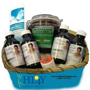 Giveaway- April 2012 - Mud Baths, Physio Ativ Balm, Natural Face mask, Body Scrub and Polish