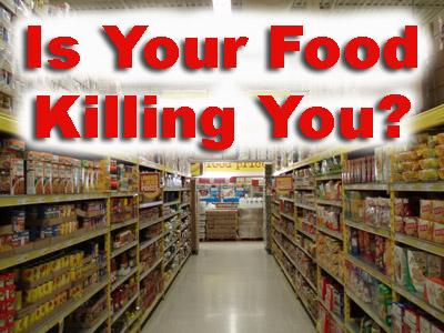 Is Your Food Killiing You
