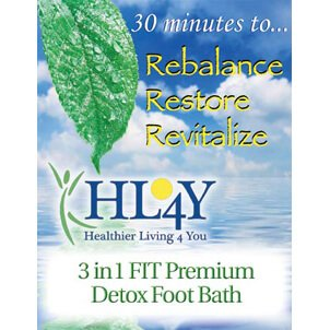 3-in-1 Detox Foot Spa Large Brochure