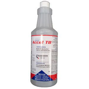 Accel Cleaner (1L) with Sprayer