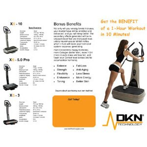 DKN Brochure (100 Pack)