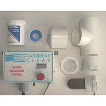 Caribbean Clear 50R Pool Purification