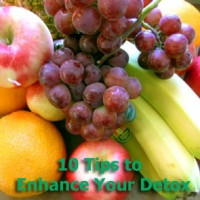 10 Tips to Enhance Your Detox