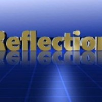 6 Words For Reflection